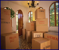 Boxes - Moving Company